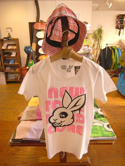 UG. MADBUNNY 2009 Tシャツ入荷!