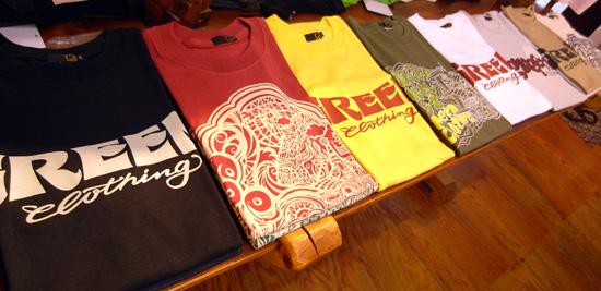 GREEN CLOTHING (グリーンクロージング) Tシャツ