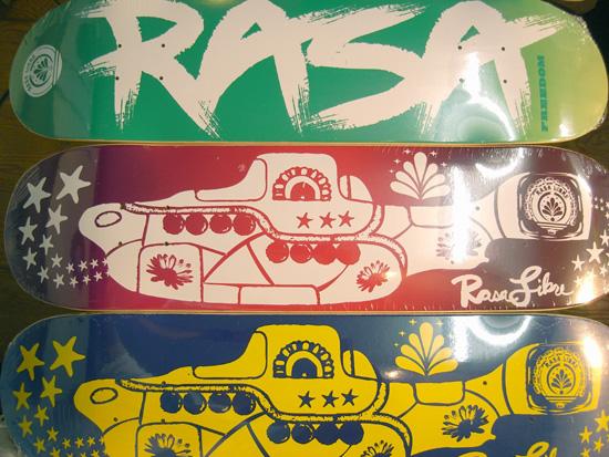 RASALIBRE(ラサリブレ)新作デッキ