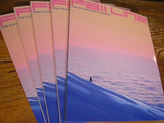 FALL LINE (フォールライン) 2010 入荷!