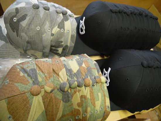 LIBE(ライブ)B.B.CAP ベースボールキャップ 入荷!!!