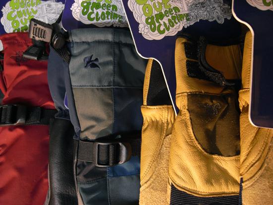 GREEN CLOTHING (グリーンクロージング)新作グローブ入荷!