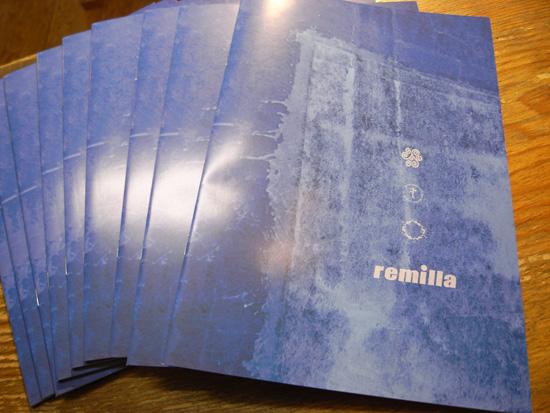 REMILLA(レミーラ) 2010SPRING-SUMMER 春夏新作カタログ