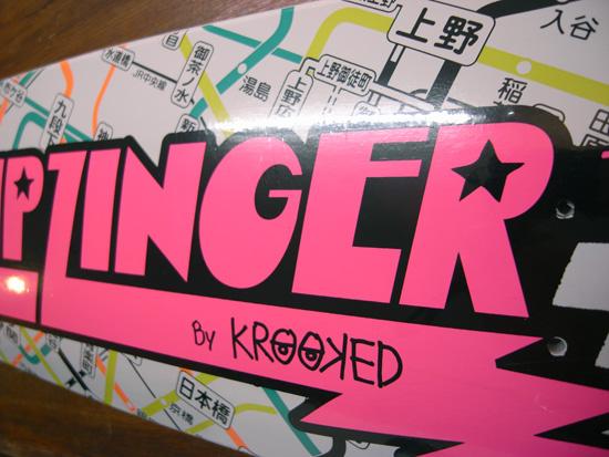 KROOKED(クルキッド)ZIPZINGER(ジップジンガー) 新作入荷!!