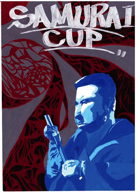 SAMURAI CUP!!!