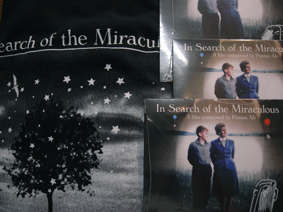 Pontus Alv 新作DVD「In Search of the Miraculous」入荷!!!