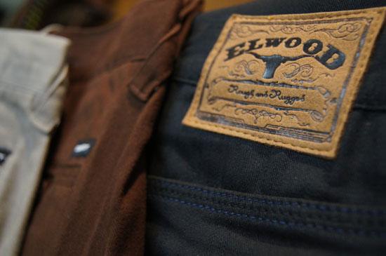 ELWOOD STRETCH PANTS
