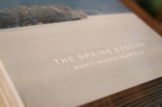 GENTEMSTICK DVD「THE SPRING SESSION」