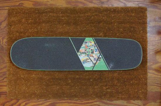directional shape deck