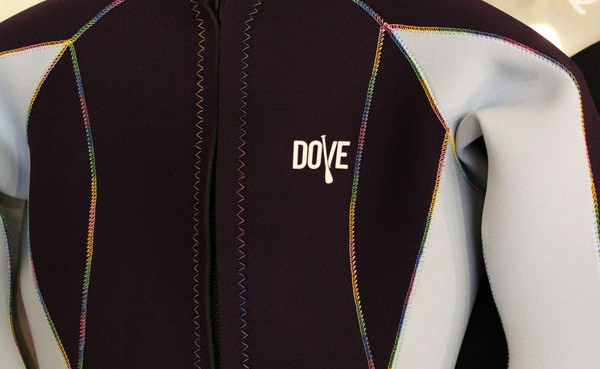 dove sup wetsuits