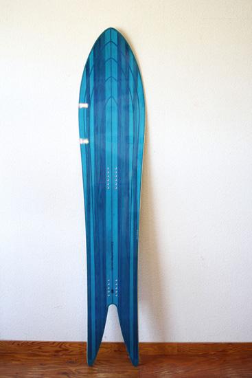taro tamai snowsurf design superfish outlinecore