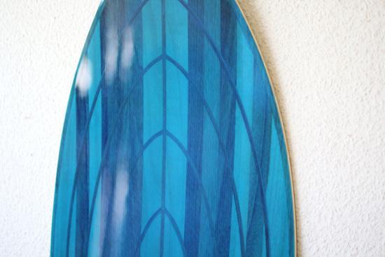 Taro Tamai SnowSurf Design