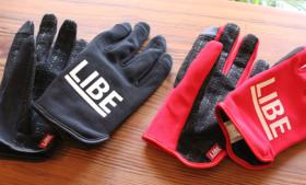 LIBE × ST-LINE コラボグローブ