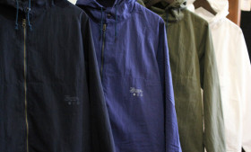 REMILLA weather ripstop hood 入荷