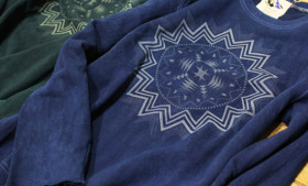 "DEVADURGA ""ISLAND 8/S SWEAT"""