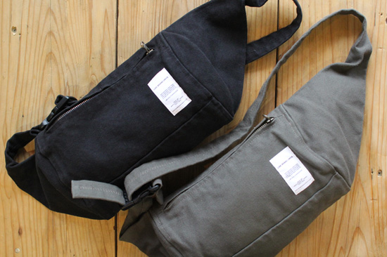 LIBE × REMILLA CANVAS SESSION POUCH