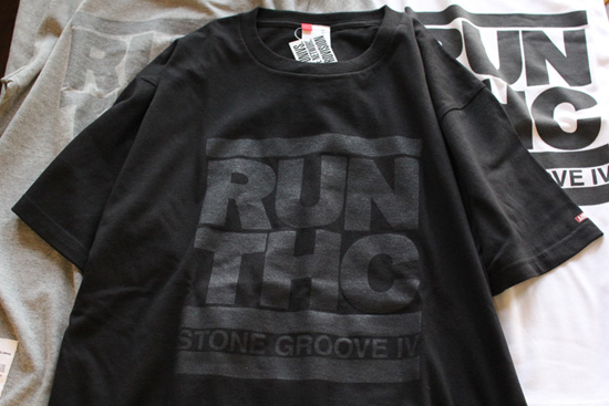 LIBE RUN THC SHADOW Tシャツ 入荷