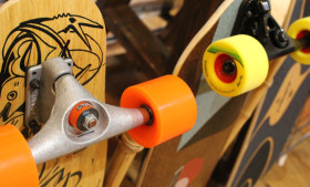 LOADED LONG SKATEBOARDS