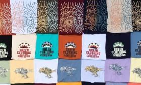 GREENCLOTHING 2016SUMMER Tシャツ予約受付開始!