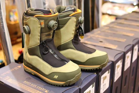 K2 TARO TAMAI SNOWSURFER BOOTS入荷
