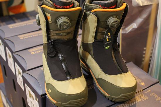 k2 taro tamai snowsurfer boots