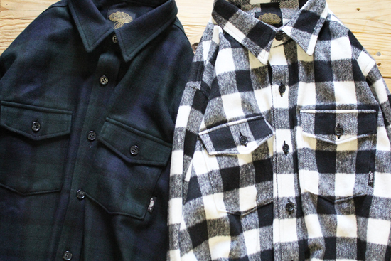 GREENCLOTHING WOOL SHIRTS