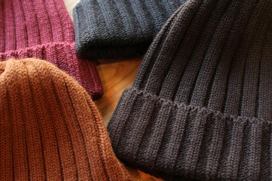 REMILLA (レミーラ) 2016A/W リブニット帽