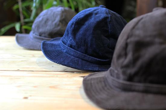 REMILLA (レミーラ)  OVAL CORD 帽