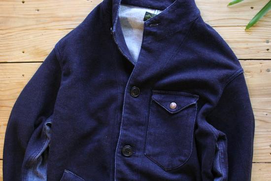 GOHEMPのジャケットMELLOW JACKET