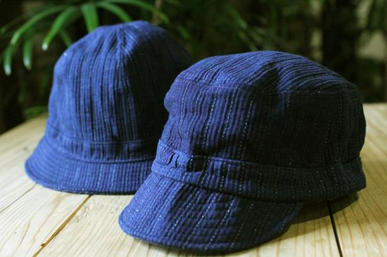 GOHEMP (ゴーヘンプ)  両面楽しめるCAP&HAT