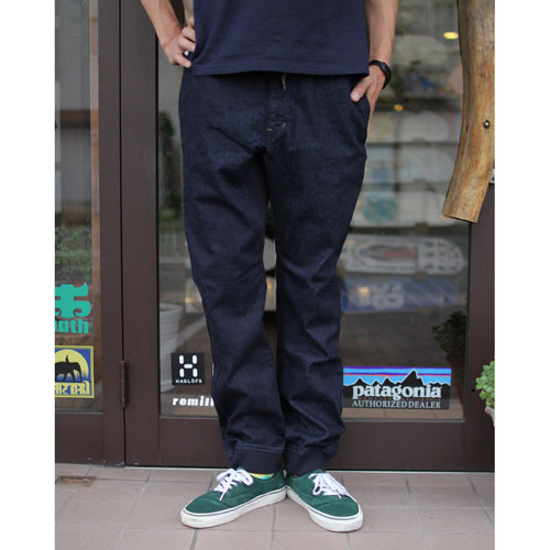 GOHEMP SLIM RIB PANTS
