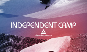 INDEPENDENT CAMP in 大山 2/4〜2/6
