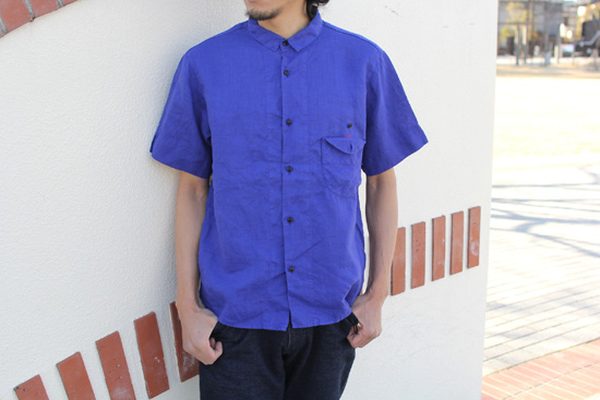 RULEZPEEPS (ルールズピープス)  BAMBOO SHORT SLEEVE GOODAY SHIRT