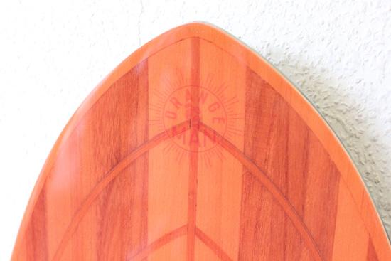 GENTEMSTICK ROCKET FISH OUTLINECORE ORANGEMAN LIMITED EDITION 20 オレンジマン