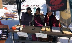 17-18 SNOWBOARD試乗会ありがとうございました!