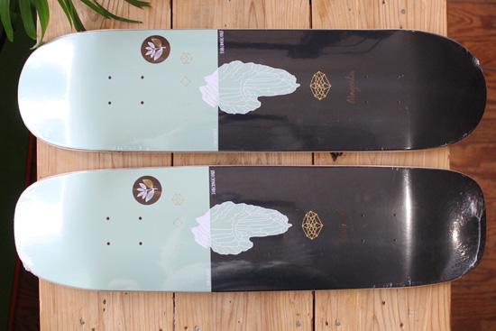 magenta skateboards (マジェンタ) ICEBERG