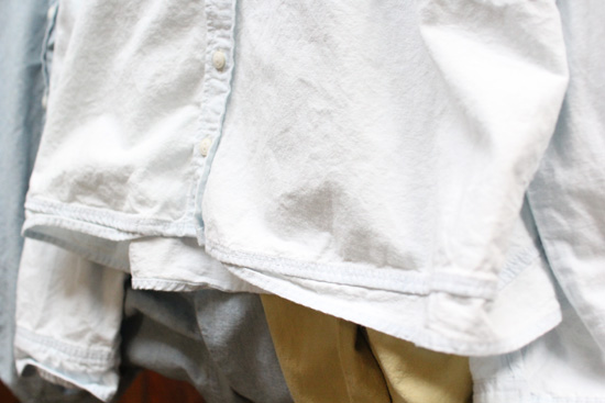 REMILLA (レミーラ) 2017S/S シャンブレーデクトシャツ