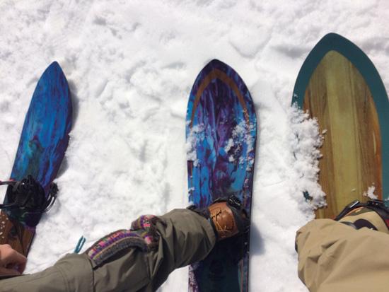 JAU SNOWBOARDS 17-18 試乗会