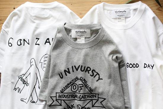 MARK GONZALES (マーク・ゴンザレス) Tシャツ