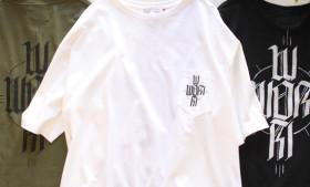 LIBE × ESOW ワイドTシャツ