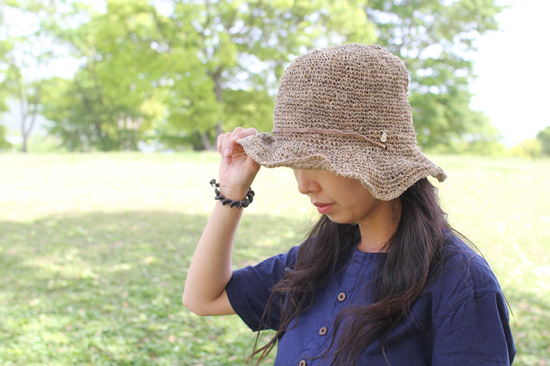 GOHEMP (ゴーヘンプ)  HIGHLAND HAT (NATURAL)