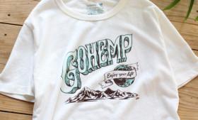 GOHEMP Tシャツ続々