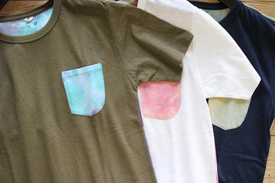 GOHEMP半袖タイダイTシャツ