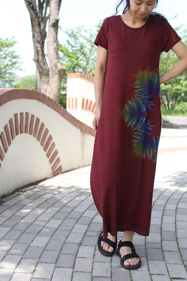 JAVARA (ジャバラ) MAXI DRESS