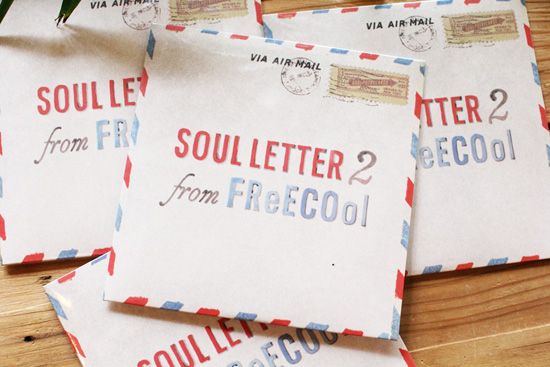 FReECOol- Soulpot Records Presents「SOUL LETTER 2」(MIX CD)