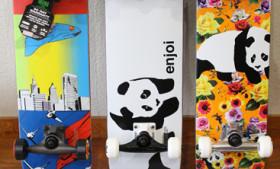 本格子供用スケートボード