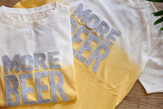 JAVARA(ジャバラ) BEER TEE ビール Tシャツ