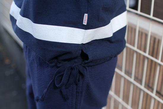 PIG&ROOSTER (ピッグアンドルースター) DA LINE PRINT PK-T ポケットTシャツ