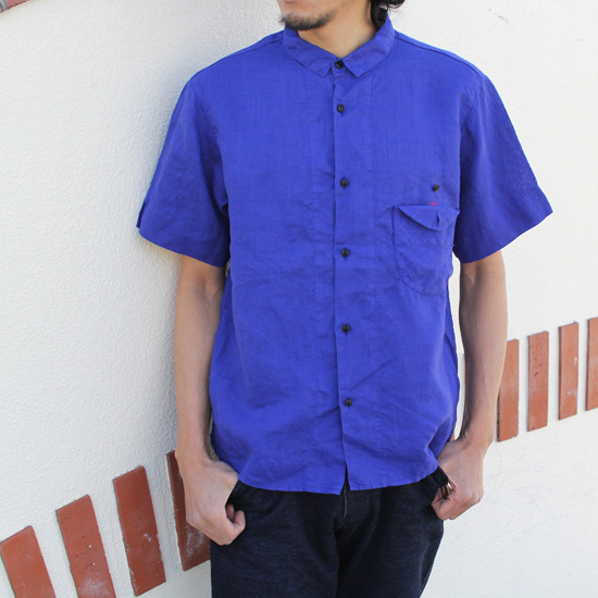 RULEZPEEPS (ルールズピープス) 2017S/S BAMBOO SHORT SLEEVE GOODAY SHIRT