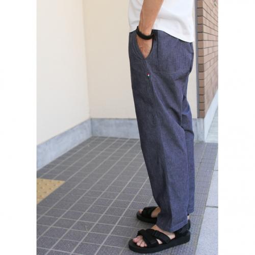 LIBE (ライブ) × REMILLA (レミーラ) ダボシャツ ダボパンツ